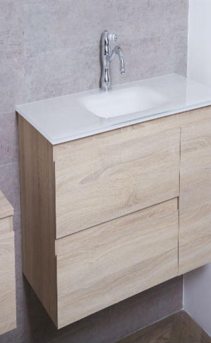 ארון אמבטיה דגם בולוניה מודולארי