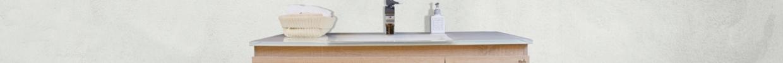 ארון אמבטיה דגם בולוניה 100