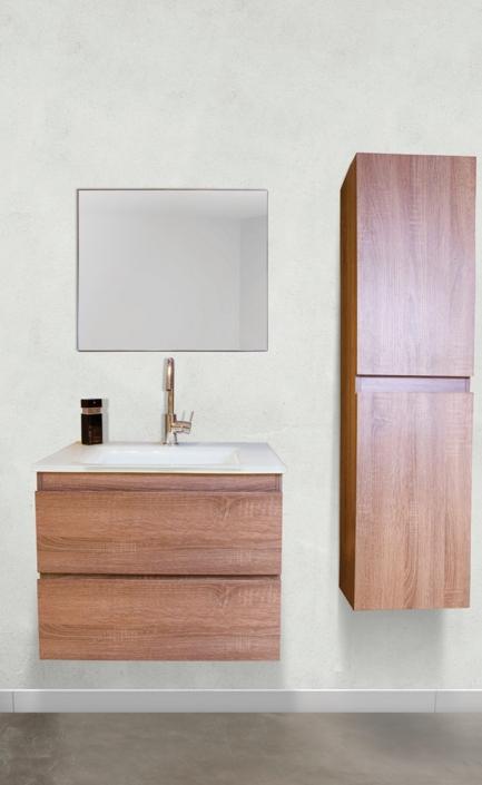ארון אמבטיה דגם בולוניה 60
