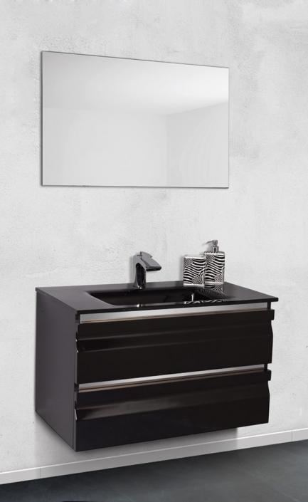 ארון אמבטיה דגם לוגנו 80