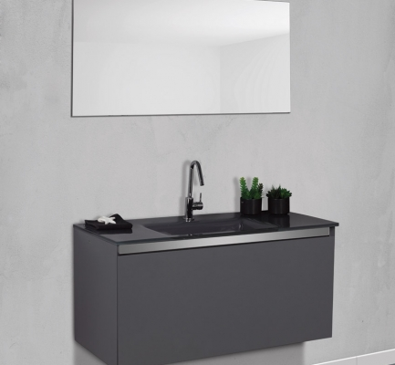 ארון אמבטיה דגם ונציה 100